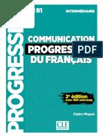 Communication Progressive A2-B1