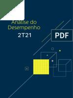 Análise de Desempenho Do Resultado Da BB Seguridade Do 2t21
