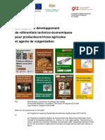 Guidelines Producer References FR