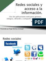 Redes sociales y acceso a la información