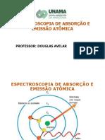 Espectroscopia de Absorcao e Emissao