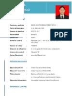 Curriculum Simon 2018