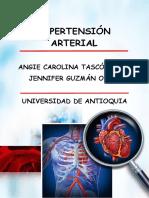 GUÍA- HIPERTENSIÓN ARTERIAL