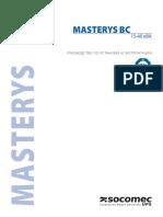 RU MAS BC 15 40 Installation and Operating Manual
