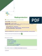 Radioprotection