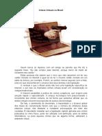 Crimes Virtuais no Brasil
