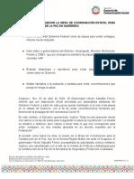 02-04-2020 PRESIDE EL GOBERNADOR LA MESA DE COORDINACIÓN ESTATAL PARA LA CONSTRUCCIÓN DE LA PAZ EN GUERRERO .docx