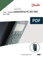 Manual VLT Danfoss