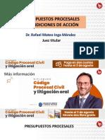 Presupuestos Procesales PDF LP