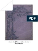Libro de Versos, Alfonsina Storni