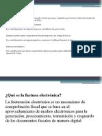 Factura ElectrónicaI