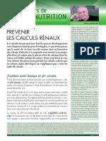 DossierSanteNutrition-26-Novembre-2013-Calculs-renaux-SD-ZV