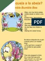 Qué aqueja a laabeja_ Grumble Bumble Bee