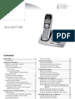 Uniden DECT1580-2, Teléfonos Inalámbricos, Manual Español