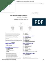 304R-00 Guía para medir, mezclar, transportar y colocar concreto