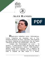 Alex Rangel - Histórico - 2006 e 2021