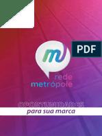 Apresentação Rede Metrópole