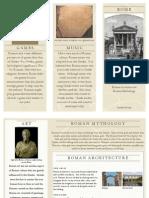 Roman Brochure