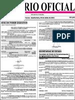 Diario Oficial 30-06-2021