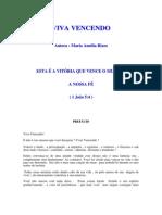 Viva Vencendo - Maria Amélia Rizzo