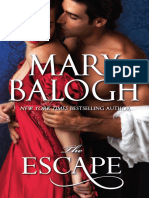 Mary Balogh - Clube Dos Sobreviventes 03 - A Fuga