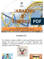 Trabalho e Energia - Física