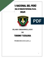 Silabo de Turismo y Ecologia 2021 710 0