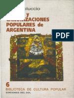 Coluccio, Félix_Cultos y canonizaciones populares de Argentina
