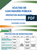 presentaciones Contaduría Pública - noviembre 3
