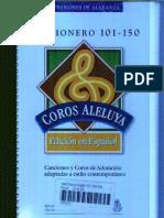 COROS ALELUYA 101 - 150