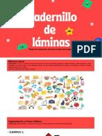 Cuadernillo de Laminas