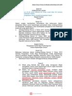 02 OKT-HASIL TIMUS Bab VIII Pengadaan Lahan Pasal 121-140