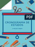 cronograma-enem-3meses