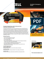 Duracell_Power Pack 450 Flyer