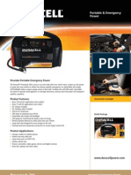 Duracell-PowerPack 300 Flyer