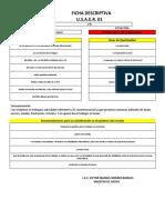 Ficha Descriptiva Alumnos en Riesgo Proximo Ciclo Escolar 2021 2022 Esc Salvador Varela