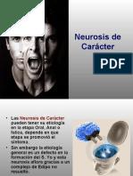 Neurosis de Caracter