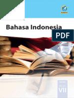 Buku Siswa Bahasa Indonesia Kelas 7