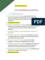 Copie de COURS DE FISCALITE APPROFONDIE 2021 (1)