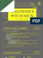 Magnifique Pitch Deck by Slidesgo
