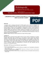 2 - A proposta educacional do MST _ Alessandra Silva