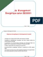 Système de Management de lEnergie selon ISO50001