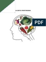 Dieta Vegetariana y Deporte