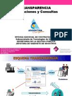 Presentación Transparencia