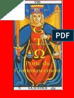 Omega Porte Du Commencement, Gérôme Taillandier