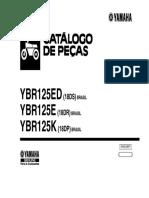 Catálogo de peças 2013