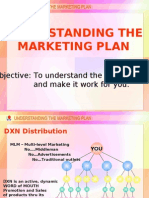 UNDERSTANDING THE MARKETING PLAN
