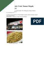 Restoran Fatty Crab
