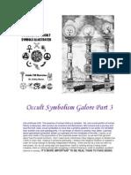 Occult Symbolism Part 3