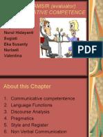 Hasbi Sjamsir Communicative Competence